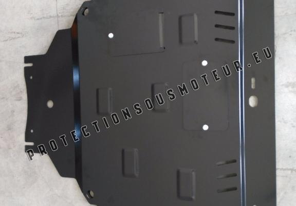 cache sous moteur et de la bo te de vitesse ford focus 2. Black Bedroom Furniture Sets. Home Design Ideas